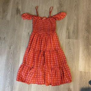 Altard State Tiered Flowy Dress